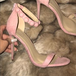Alaïa inspired heels from Missguided size 7